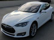 TESLA MODEL S 2013 - Tesla Model S